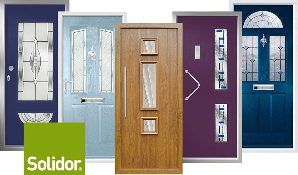 Solidor Composite Doors Cardiff