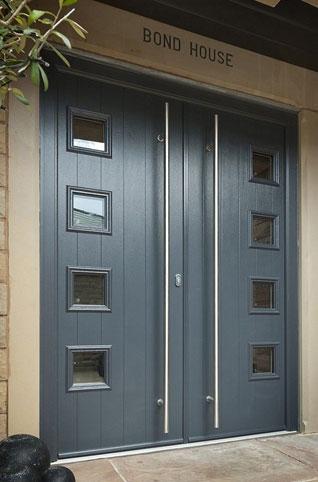 Luxury Composite Doors Cardiff